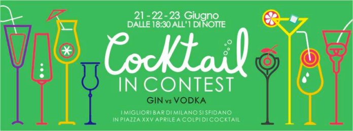 Cocktail in contest - #aperitivoamilano