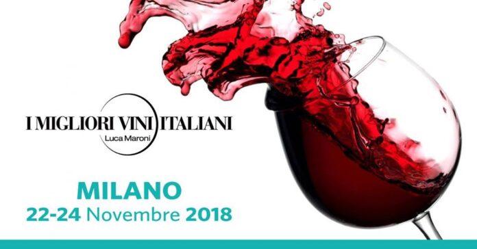 I migliori vini italiani - 22-24 Novembre 2018 Milano