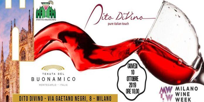 Dito DiVino di Milano. Degustazione di vini